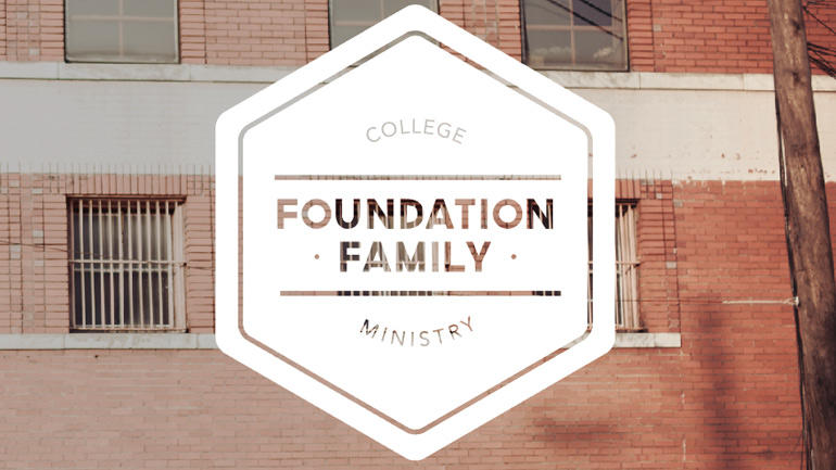 Foundation College Ministry