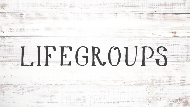 lifegroups for women 17