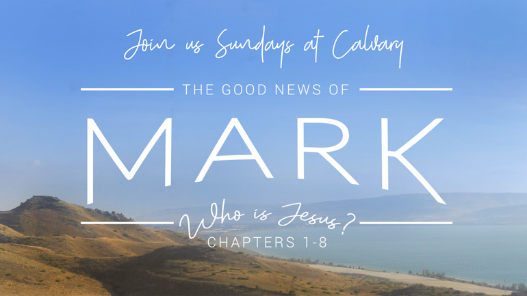 The Good News of Mark