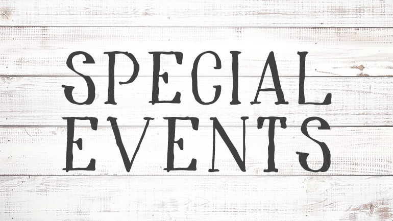 womens special events