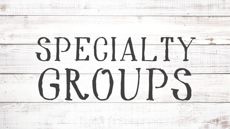 womens specialty groups