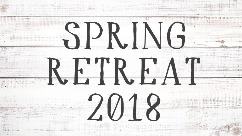 spring retreat 18